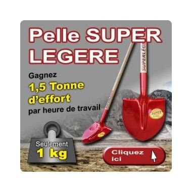 Pelle Ronde Super Légère