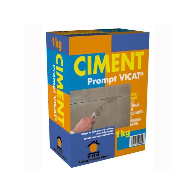 ciment prompt vicat 2 5kg batidrive balan bazeilles. Black Bedroom Furniture Sets. Home Design Ideas