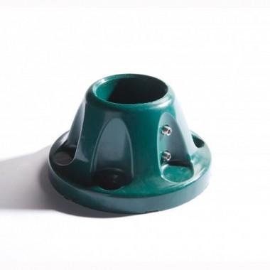 Platine pour poteau de 48 mm
