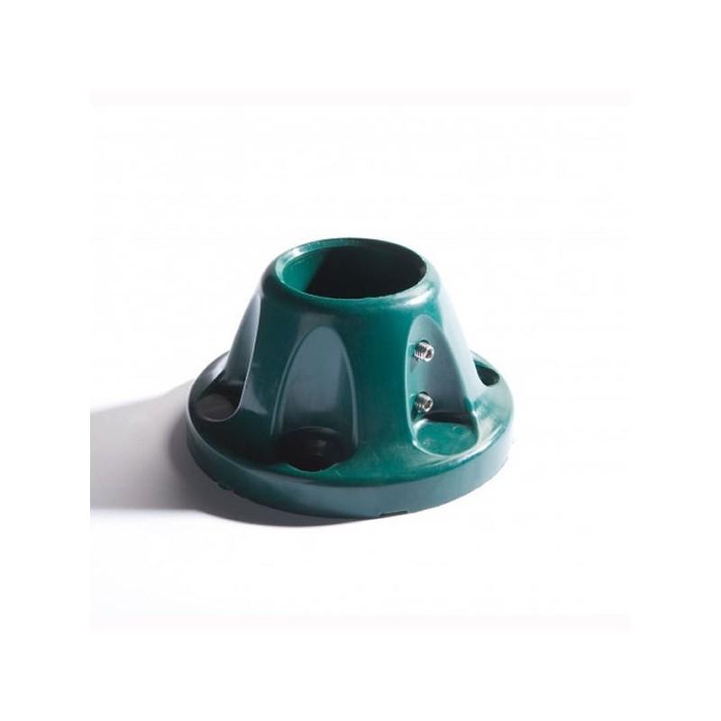 platine pour poteau de 48 mm batidrive balan bazeilles. Black Bedroom Furniture Sets. Home Design Ideas