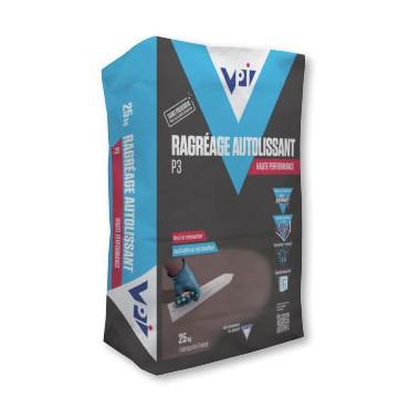 Ragr age autolissant haute performance 25kg batidrive for Ragreage autolissant exterieur