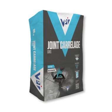 Joint carrelage gris - 20kg