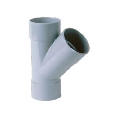 Culotte PVC FF 45°/125