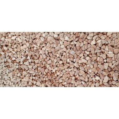 graviers roules rose de VERONE bag 1 tonne