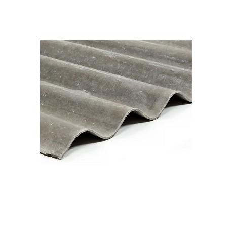 Plaque Fibre-Ciment 2.5x0.92