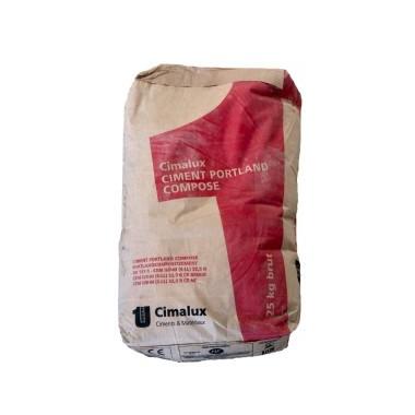 Ciment 25kg NF