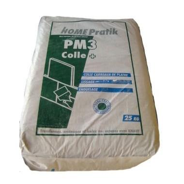 Colle Carreaux de Plâtre 25kg