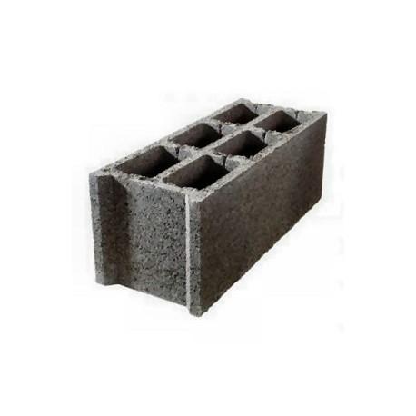 Bloc Beton Plein Nf B80 150x200x500 Parpaing Creux Materiaux En