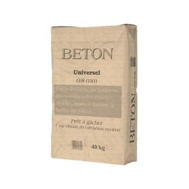 Béton Universel 40kg