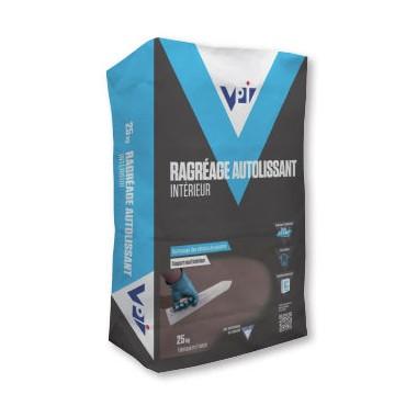 VIP - Ragréage autolissant intérieur - 25kg