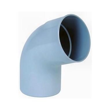 Coude PVC MF 45°/100