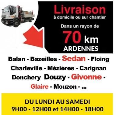 Drive Materiaux Ardennes Batidrive Balan Bazeilles